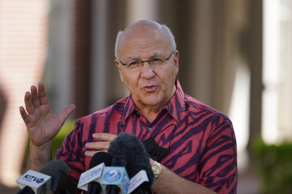 Blangiardi Proposes Slashing Honolulu Budget, No Tax Rate Hikes