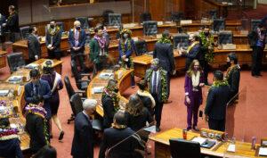 Hawaii Legislature Agrees To Defer Pay Raises Ahead Of Final Votes