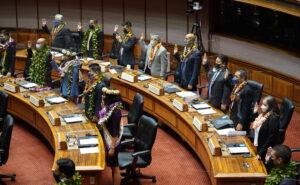Hypocrisy In Hawaii's House Of Representatives