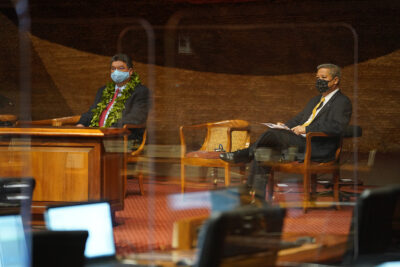 Hawaii's Vaccine Mandate For State Lawmakers Is Unusual