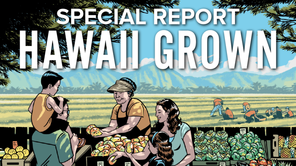 PSA Special Project – Hawaii Grown