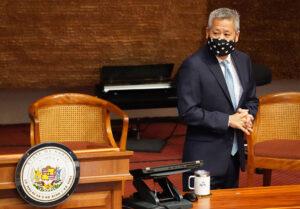 Chad Blair: Is Scott Saiki The De Facto Governor Of Hawaii?
