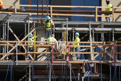 Hawaii Jockeys For Advantage In Biden's $2 Trillion Infrastructure Plan