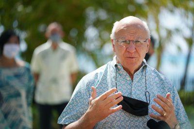 Honolulu: Blangiardi Keeps Oahu's Pandemic Restrictions In Place