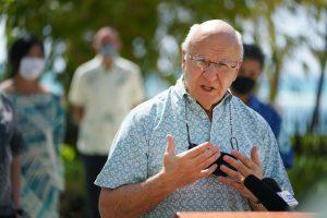 Honolulu Mayor Files Financial Disclosure — 3 Weeks Late