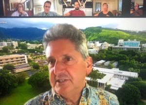 The Civil Beat Editorial Board Interview: UH President David Lassner