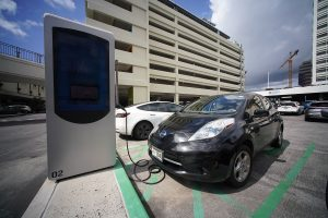 Could Hawaii's Fossil Fuel-Powered Cars Soon Be A Relic Of The Past?