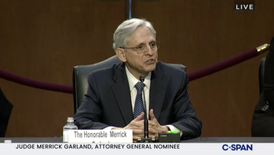 Police Accountability An 'Essential Element' In Rebuilding Trust, Garland Says