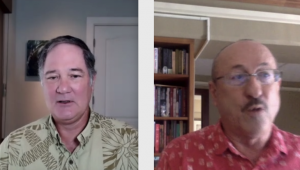 The Civil Beat Editorial Board Interview: UH Economists Carl Bonham And Sumner La Croix