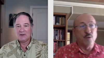 The Civil Beat Editorial Board Interview: UH Economists Carl Bonham And Sumner La Croix