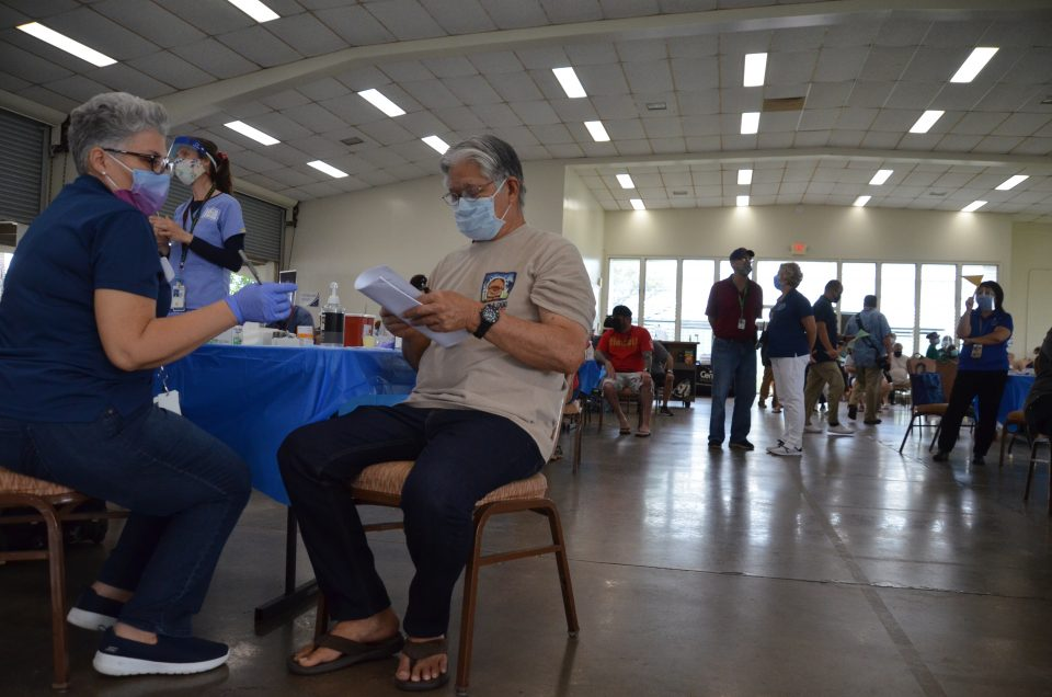 Lanai And Molokai Are Poised To Broaden COVID-19 Vaccine Eligibility