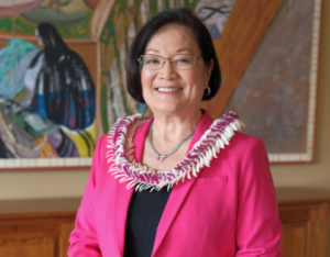 Mazie Hirono Memoir To Be Published In April