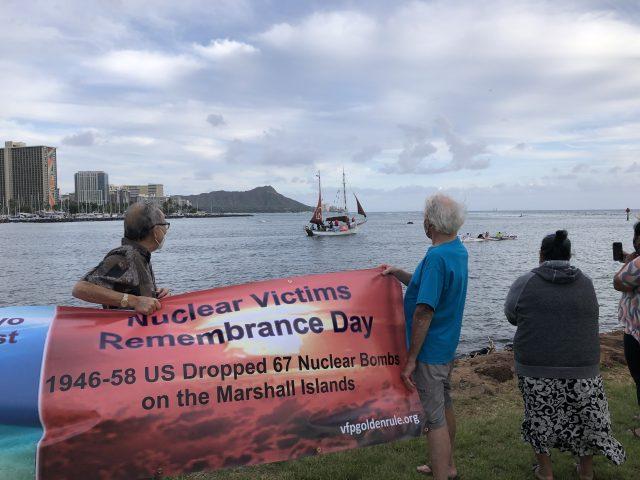 IMG 0661 640x480 Lee Cataluna An Unusual Protest An Ongoing Battle 8211 Honolulu Civil Beat
