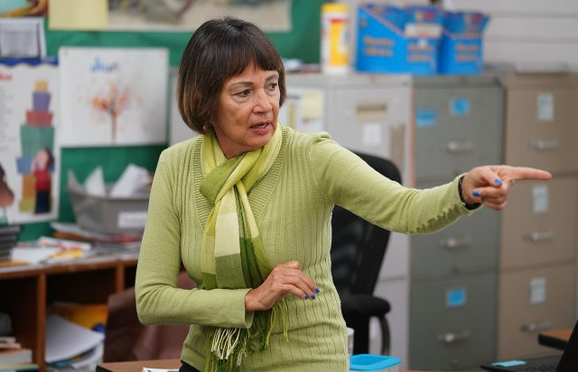 Lanai High and Elementary School teacher Luz LaRotta.