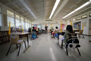 Eric Stinton: There Is No Right Way To Grade Students In A Pandemic