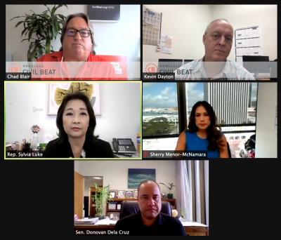 Civil Cafe: Hawaii Money Chairs Share Their Thoughts On Taxes And The Budget