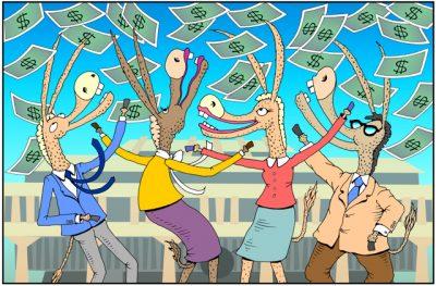 John Pritchett: Who Wants To Be A Billionaire?