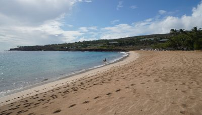 Lanai Council Considers Resident-Only Beach Park Access