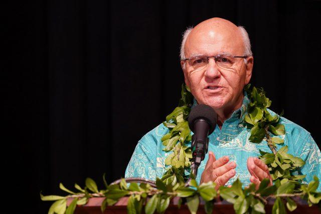 State of Honolulu Speech. Mayor Rick Blangiardi gives his State of Honolulu speech.