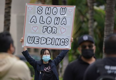 Let The Wedding Industry Get Back To Work