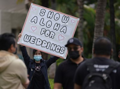 Wedding Planners Could Get Federal Help During Pandemic