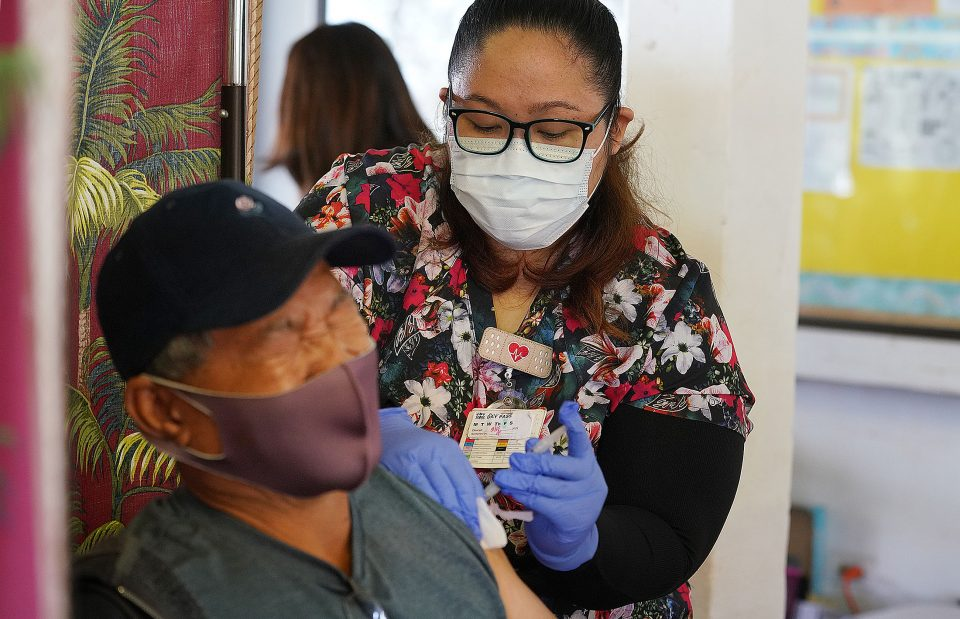 Lee Cataluna: In Hawaii, COVID-19 Vaccines Come With A Dose Of Aloha