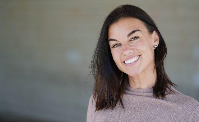 Portrait of Director of Anti-Hunger Initiatives, Daniela Spoto.