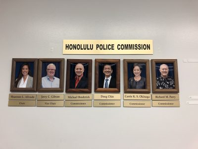 Blangiardi Nominates Former Mainland Officer To Honolulu Police Commission