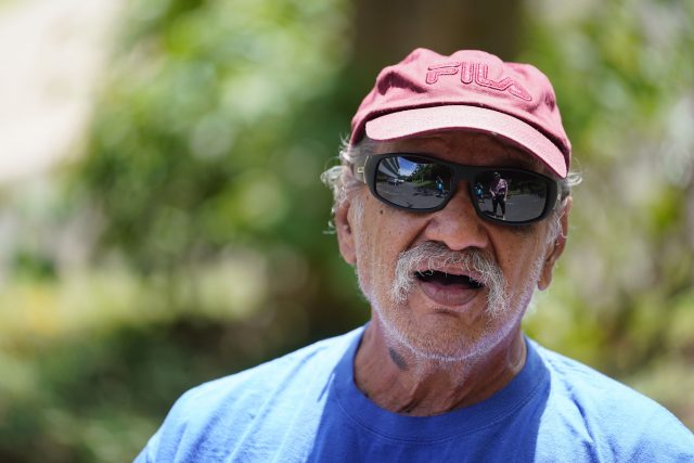 Dignity Senior Living at Oceanside Hawaii resident Al Richardson.