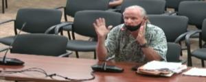 Big Island Planning Commissioner Gets Three Months To Improve Behavior