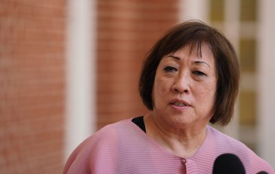 Emails Show Hanabusa Was Doing Rail Work Before She Got A Big Contract