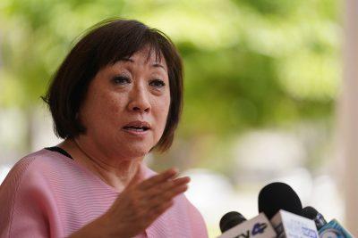 Hanabusa Becomes Chair Of The Honolulu Rail Authority Board — Again