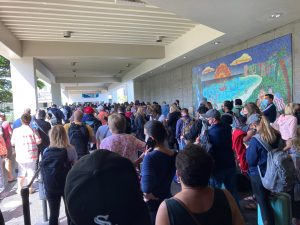 Flying To Hawaii? Prepare For Long Lines At The Airport