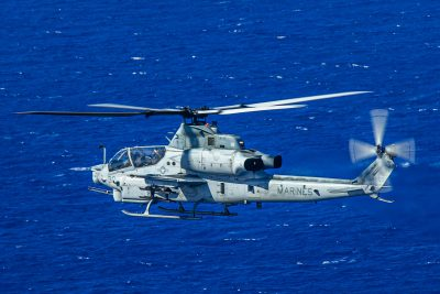 Marines Scrap Hawaii-Based Attack Helicopters After Just Three Years