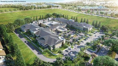 New Hawaii State Veterans Home Is Being Built On Land Designated For Affordable Housing