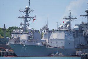 The Navy Vs. Marine Mammals: How Often Do Ship Strikes Happen?