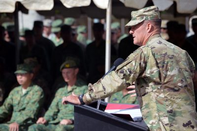 Gen. Charles Flynn Returns To Hawaii As Commander Of US Army Pacific