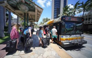 Hawaii's Rental Car Crisis Is Sending More Riders To Biki And TheBus