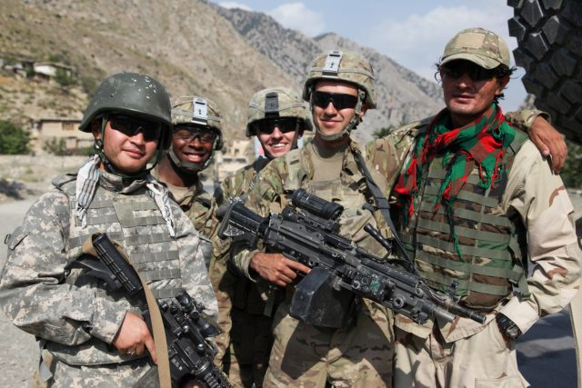 Veterans Say 'Guam Option' Is The Last Chance To Save Afghans Who Helped The US