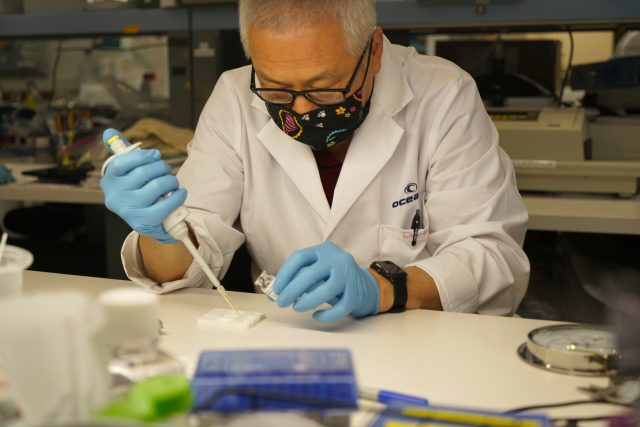 This Hawaii Company Found Help In South Korea For Its COVID Test Kits