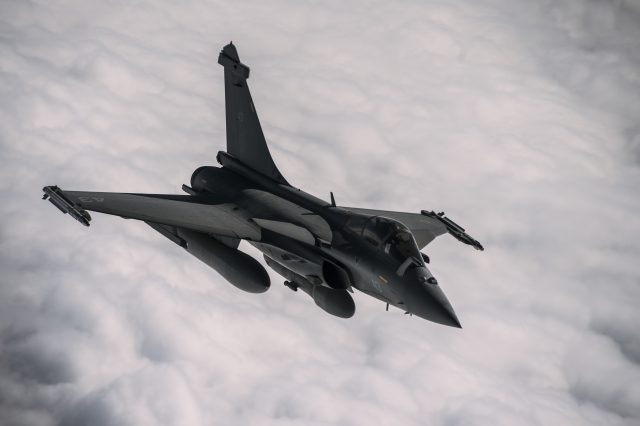 French Warplanes To Train With US Military In Hawaii As Allies Solidify Ties