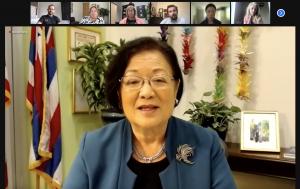 The Civil Beat Editorial Board Interview: US Sen. Mazie Hirono