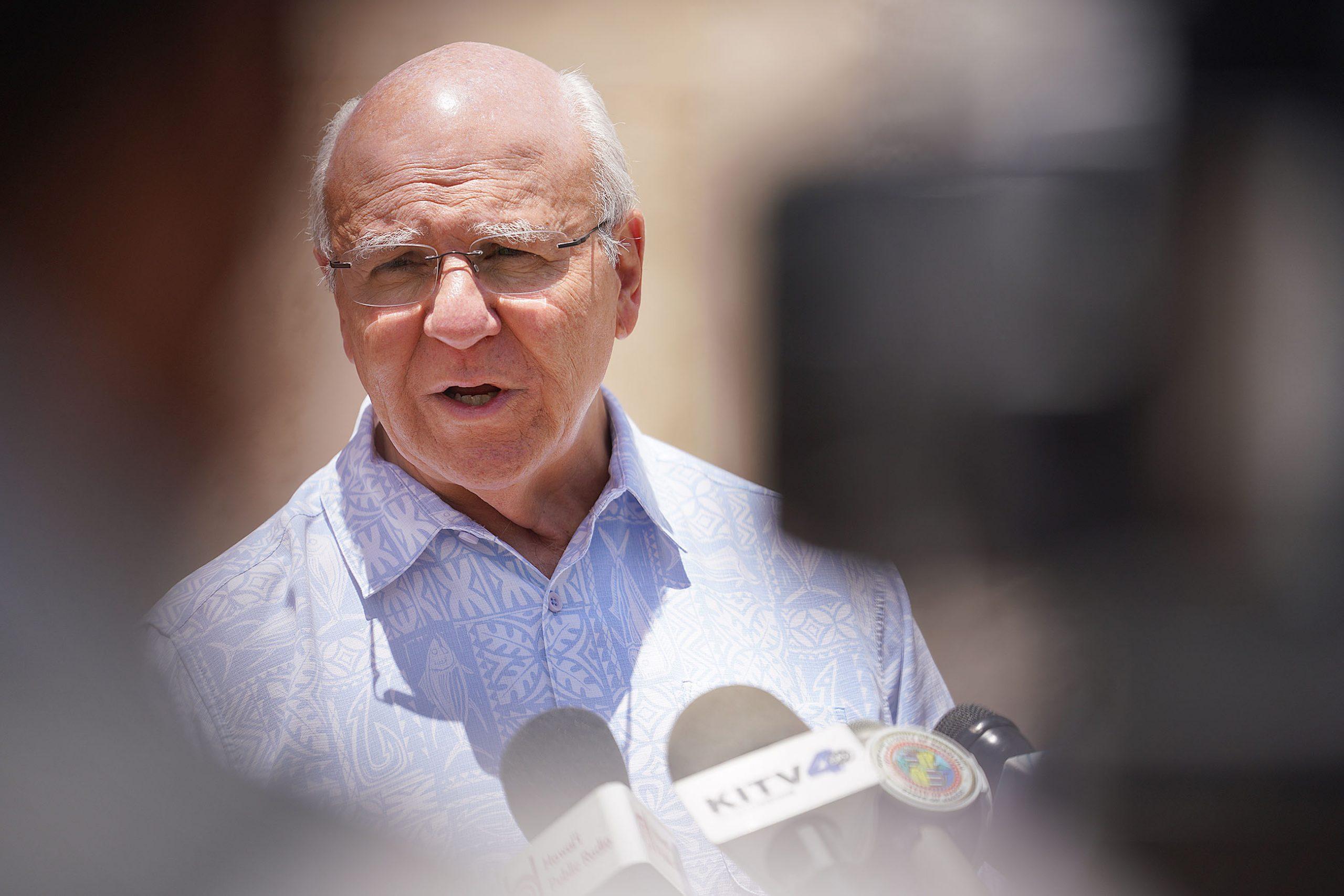 Honolulu Mayor Announces New Restrictions On Social Gatherings