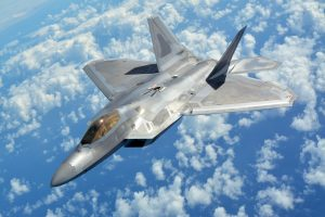 Armed Fighter Jets Deployed Off Hawaii Over The Weekend
