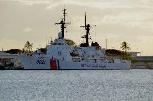 Oahu Veterans Bid Emotional Farewell To Coast Guard Ship Getting 'New Life' In Vietnam