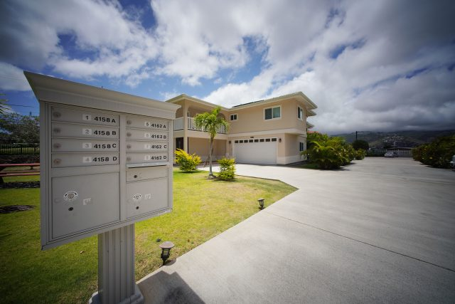 519 22nd Avenue, near the intersectino of Puu Panini Avenue. 8 homes developed by Christy Zeng Lei.