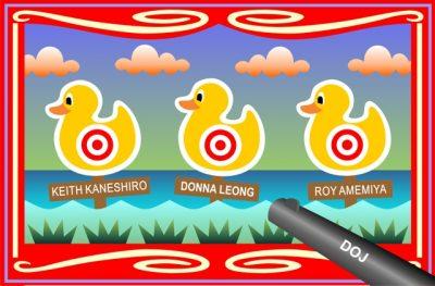 John Pritchett: Sitting Ducks