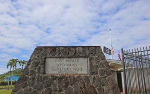 VA Wants A Review Of Hawaii's Veterans Cemeteries After Finding Two In Rough Shape