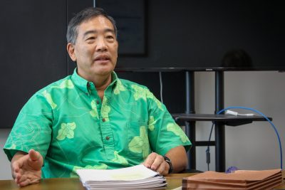 The Civil Beat Editorial Board Interview: State Auditor Les Kondo