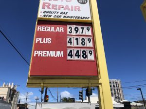 How High Will Hawaii Gas Prices Climb?